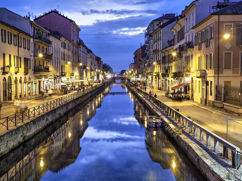 milan-canal